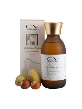 Vegetal Plus body oil de CV