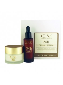 Pack 24 horas Crema - Serum