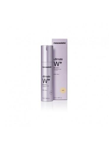 ultimate W+whitening BB cream MEDIUM
