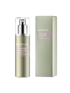 Ultra Pure Solutions VITAMIN C facial nano spray